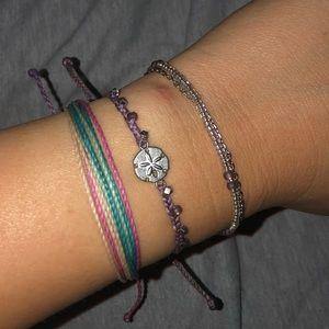💜Purple bracelet set 💜